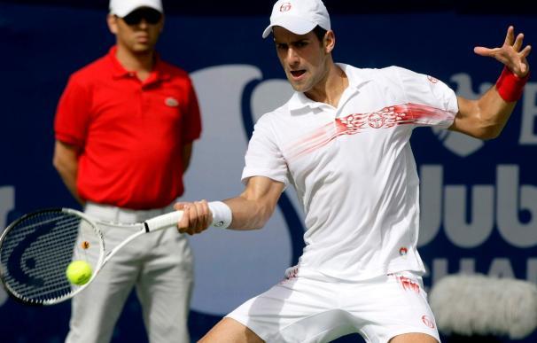 Djokovic revalidó el título en Dubai