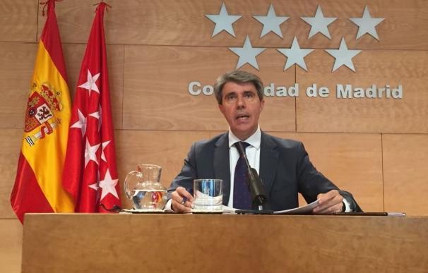 Garrido dimite como presidente del PP de Villa de Vallecas por incompatibilidad con su cargo de secretario general
