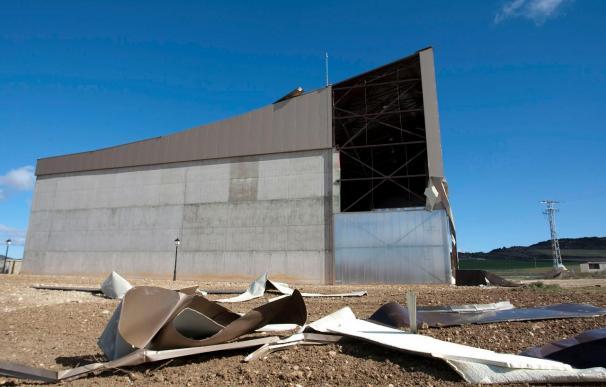 El viento deja máximos históricos de 228 km/h y ninguna víctima mortal