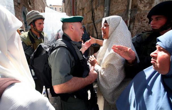 Choques en la Explanada de las Mezquitas entre palestinos y policía israelí