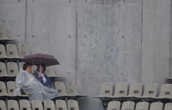Los partidos individuales de Rafael Nadal y Nicolás Almagro, cancelados