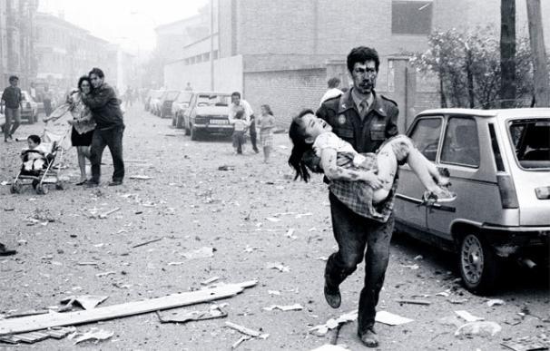 765 atentados y 279 asesinados: el sangriento balance de la cúpula de Bidart