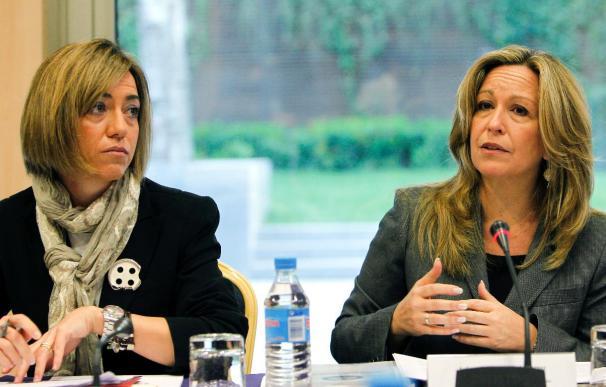 Chacón y Jiménez piden al Congreso que autorice prorrogar la misión en Libia