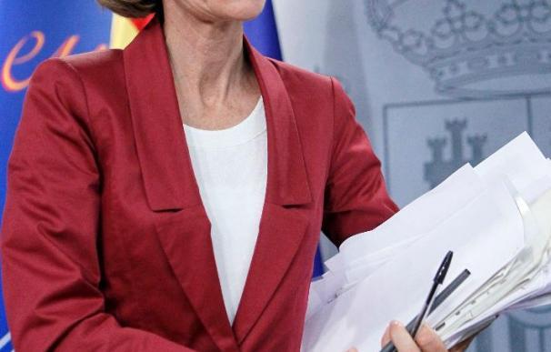 Salgado comparte con el FMI la necesidad de reformas, pero pide tiempo