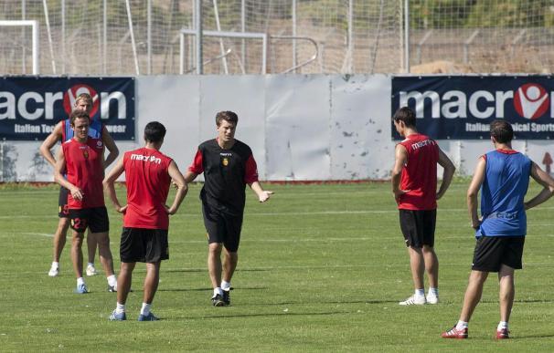 El Mallorca prepara sin Ramis su debut liguero ante el Madrid
