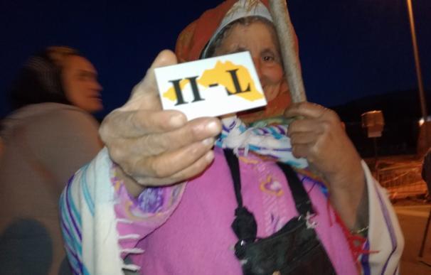 Ceuta implanta un nuevo sistema de control de porteadores marroquíes tras la muerte de una joven herida en una avalancha