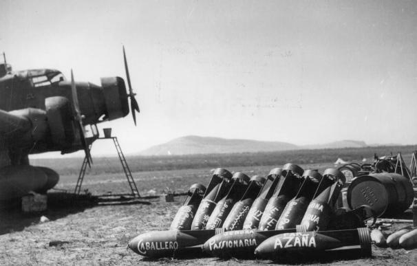 Terrassa acoge una exposición sobre el papel de Italia en la Guerra Civil