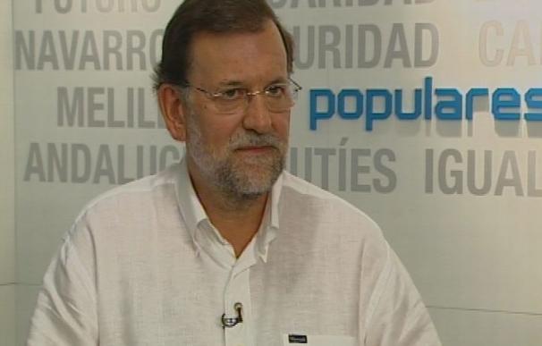 Rajoy reclama que no se cambien Presupuestos por competencias