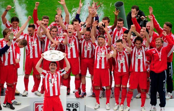 El Bayern se corona campeón con una victoria ante el Hertha