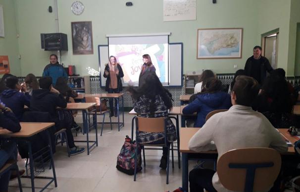 El IAJ formará a 300 estudiantes de Ronda contra el acoso escolar a través del programa Forma Joven