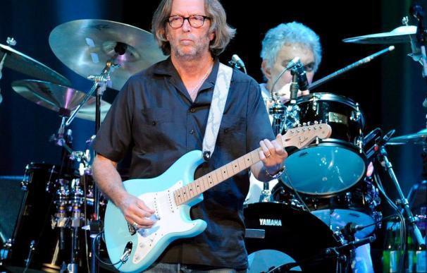 Eric Clapton publica un nuevo álbum con versiones de sus canciones favoritas