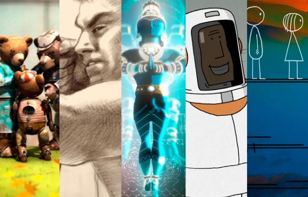 Los cinco cortometrajes animados nominados al Óscar 2016