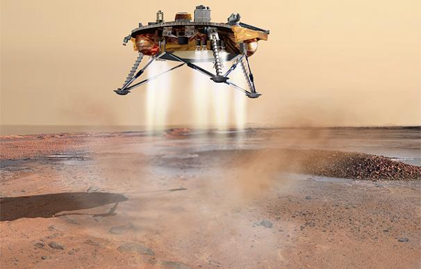 La nave Phoenix de la Nasa ha sucumbido al duro invierno marciano.