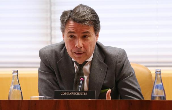 """Ignacio González señala que """"el único espionaje que está acreditado"""" es el que sufrió él en Colombia"""