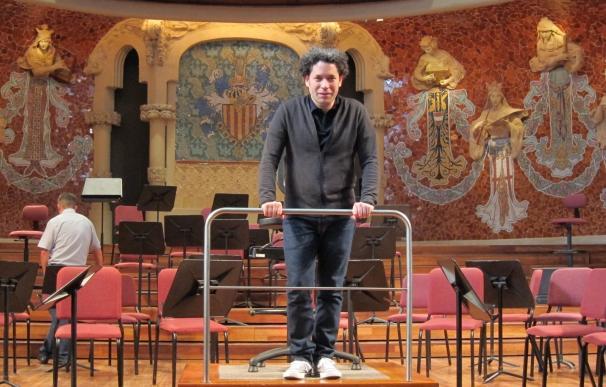 """Gustavo Dudamel: """"La música es un símbolo de unión, tolerancia y armonía"""""""