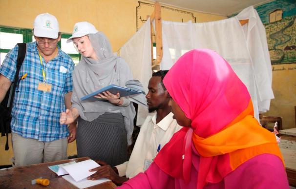 La región secesionista de Somalilandia celebra en calma los comicios presidenciales