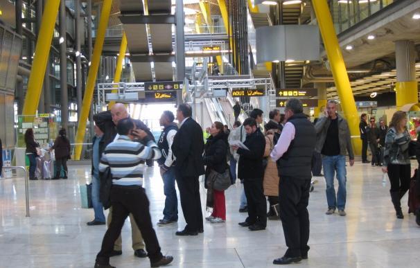 Cancelados 26 vuelos entre España y el resto de Europa por la huelga de los controladores galos, 2 de ellos de Asturias