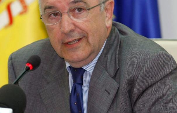 """Almunia ve un """"paso lógico"""" las medidas de ajuste que propone el Gobierno"""