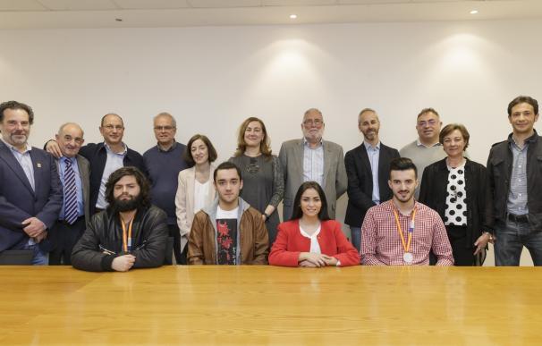 """""""Éxito sin precedentes"""" de Cantabria en el campeonato nacional de Formación Profesional"""