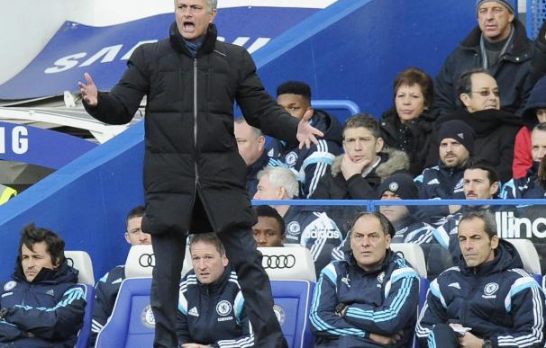 Los de Mourinho tienen casi sentenciada la Premier League