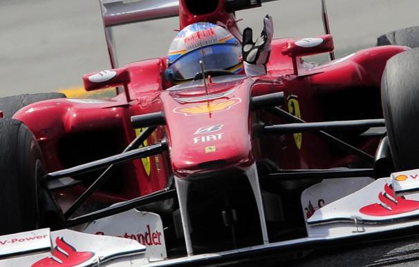 Alonso sueña con asaltar en Turquía el liderato de los Red Bull