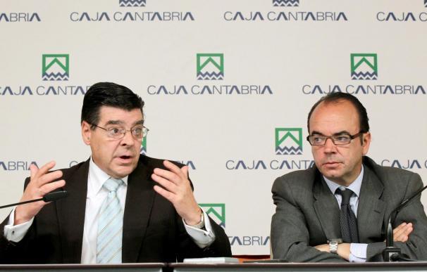 Caja Cantabria espera que el acuerdo esté firmado para el 14 de junio