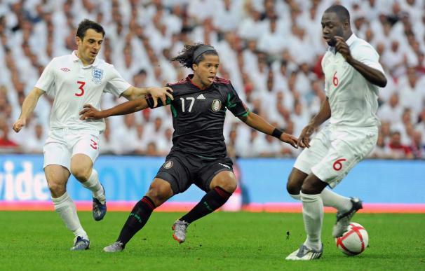 3-1. Inglaterra expone potencial ante el México de Aguirre, que gustó
