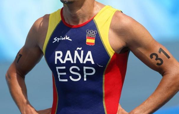 """Iván Raña cree que """"regresar al triatlón es como volver de nuevo a tu casa"""""""