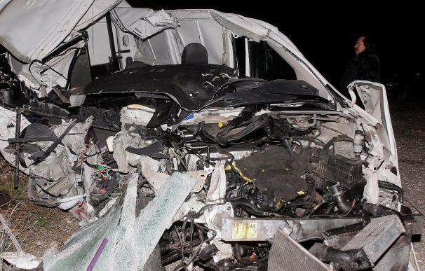 Un joven de Navaleno (Soria) pierde la vida en un accidente de madrugada
