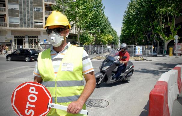 Alérgicos en alerta máxima por el polen de olivo en Jaén