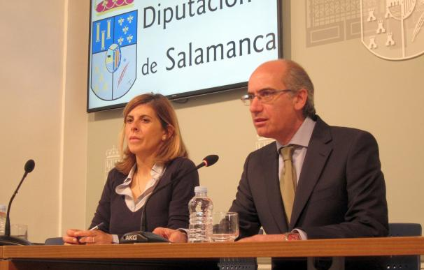 """La Diputación de Salamanca pone """"a cero"""" el contador de deuda"""