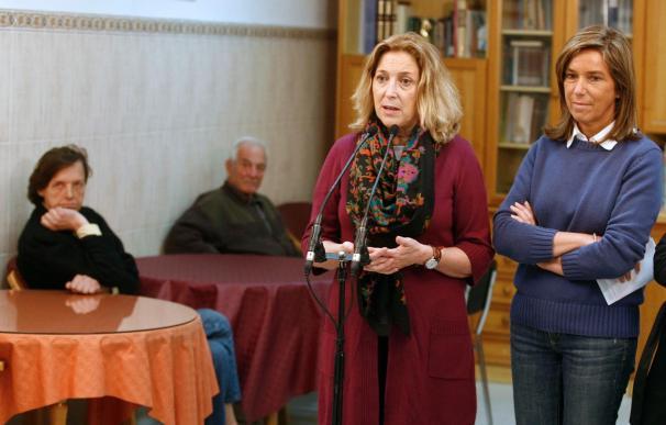 """El PP dice que todos darán la espalda a Zapatero en la foto """"frustrada"""" de Zurbano"""