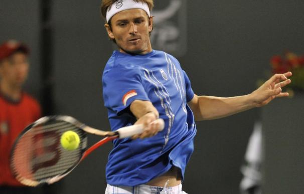 Mardy Fish derrota al campeón Murray y será el rival de Feliciano López
