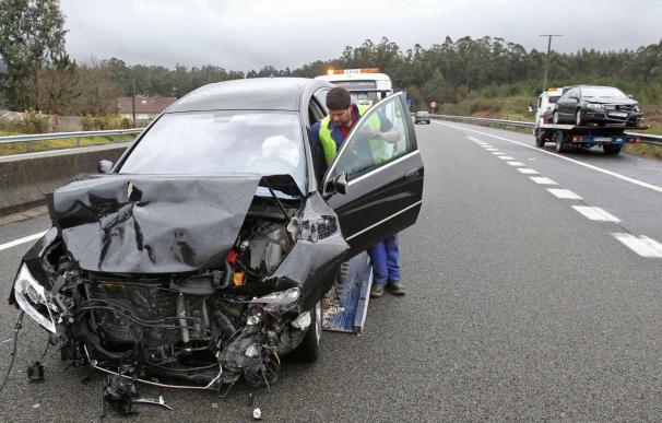 Cuatro muertos en carreteras desde el inicio de la operación de Semana Santa