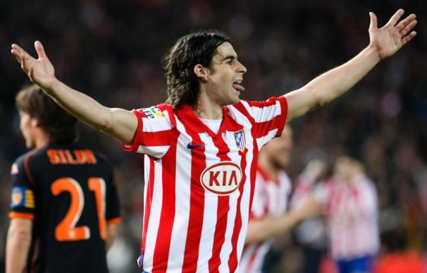Tiago, seria duda contra en el Atlético por una contractura