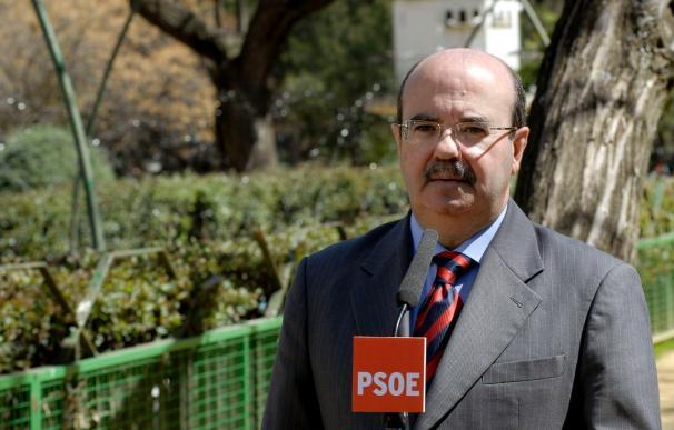 Zarrías dice que cada día que pasa Rajoy es más cómplice de Matas