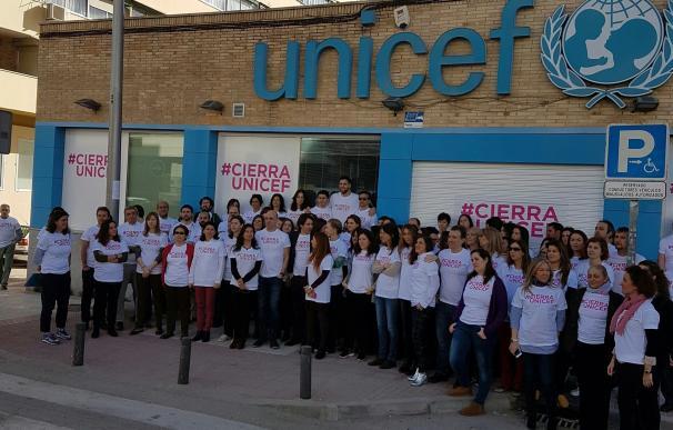 """Felipe Reyes y Eduardo Noriega impulsan una campaña para que UNICEF cierre """"algún día"""""""