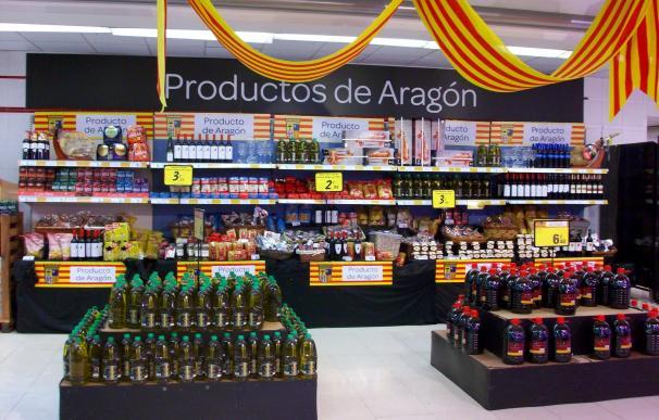Abre Carrefour en Huesca con cien trabajadores