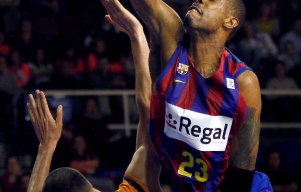 71-66. El Barcelona decide en los cuarenta segundos finales
