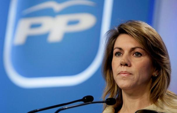 """Montilla reta a Cospedal a hacer campaña autonómica desde su """"anticatalanismo"""""""