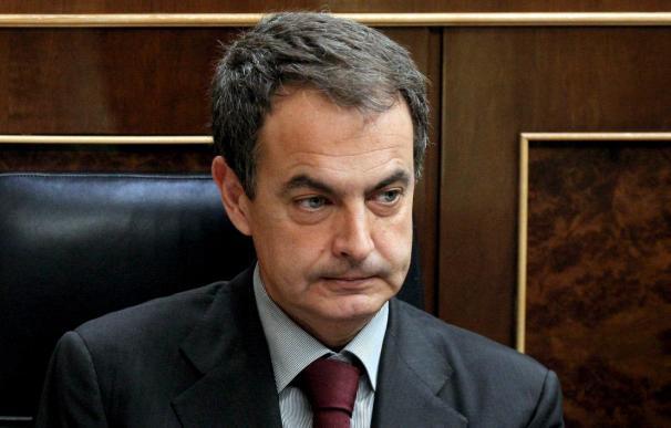 Zapatero insta al PP a que contribuya a reducir el déficit donde gobierna