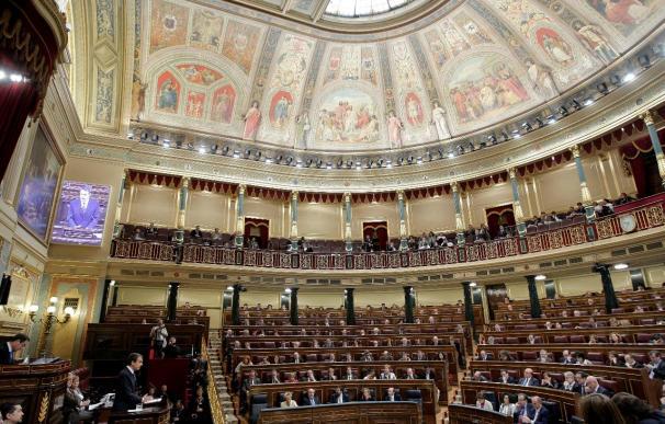 El Congreso también celebrará plenos y sesiones de control en enero y julio