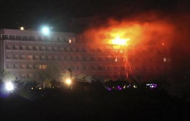 Un español, entre las víctimas de atentado en Kabul