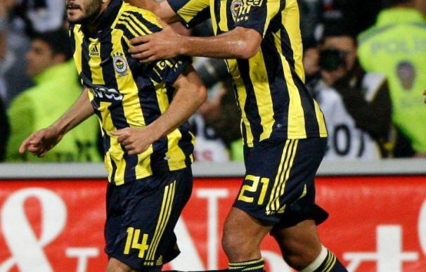 Güiza encarrila el pase del Fenerbahce a la final de Copa