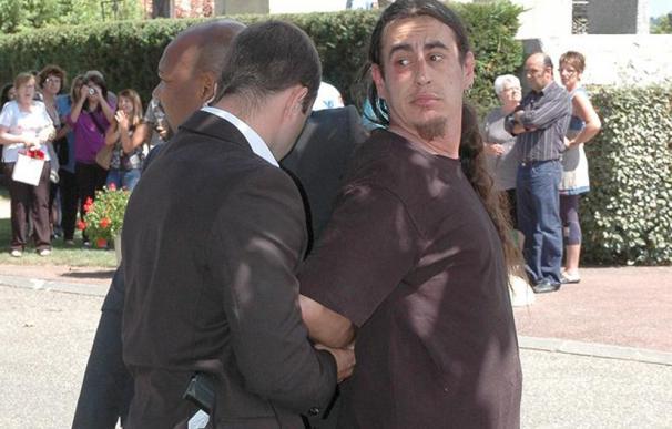 El agresor de Nicolas Sarkozy