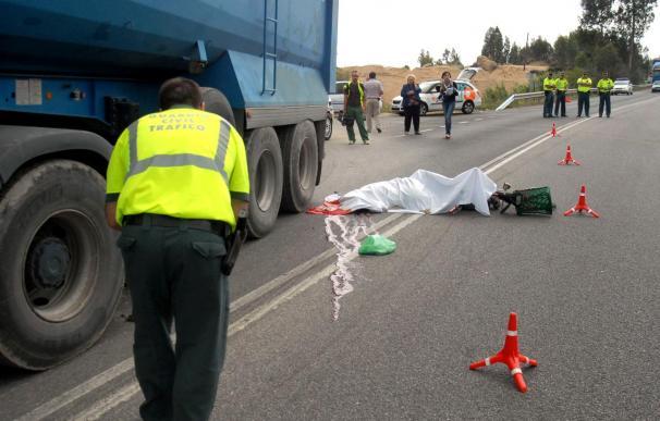 Muere un ciclista de 59 años tras chocar con un turismo en Fuengirola