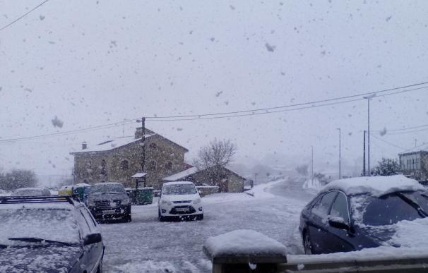 Cantabria estará el sábado en alerta naranja por nieve