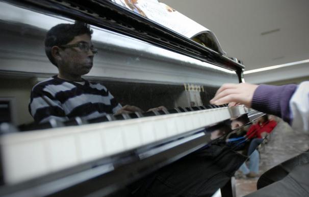 Más de 300 músicos participan en la Maratón de Piano de Jaén