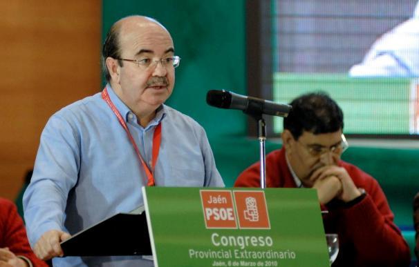 """Zarrías dice que el Gobierno mantiene su """"inquebrantable"""" voluntad de diálogo"""