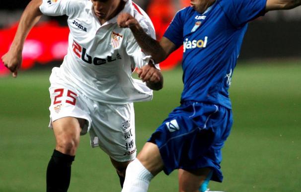 Perotti estará aproximadamente un mes y medio de baja por una lesión muscular